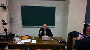 Mot d'accueil et d'introduction de Pascal Lardellier